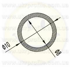 Труба круглая АН15 22х1,25