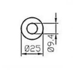 Труба круглая АН15 28х4