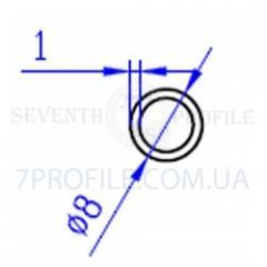 Труба круглая Б.П. 25х1,5