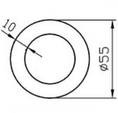 Труба круглая Б.П. 26х3