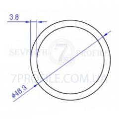 Труба круглая Б.П. 50х3