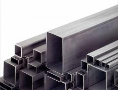 Труба алюминиевая квадратная, профильная АД31Т5 АН15 15х15х1,5