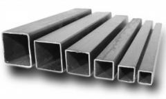 Труба алюминиевая квадратная, профильная АД31Т5 АН15 20х80х2