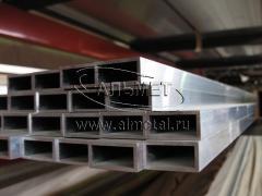 Труба алюминиевая квадратная, профильная АД31Т5 АН15 30х30х1,5
