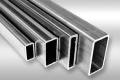 Труба алюминиевая квадратная, профильная АД31Т5 АН15 30х30х2