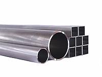 Труба алюминиевая квадратная, профильная АД31Т5 АН15 35х2