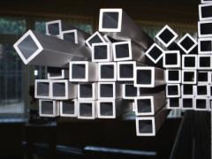 Труба алюминиевая квадратная, профильная АД31Т5 АН15 40х40х1,2
