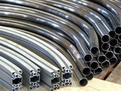Труба алюминиевая квадратная, профильная АД31Т5 АН15 40х60х2