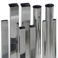Труба алюминиевая квадратная, профильная АД31Т5 АН15 56х2,5