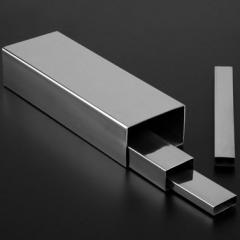 Труба алюминиевая квадратная, профильная АД31Т5 Б.П. 30х3