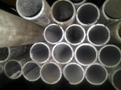 Труба алюминиевая квадратная, профильная АД31Т5 Б.П. 40х2