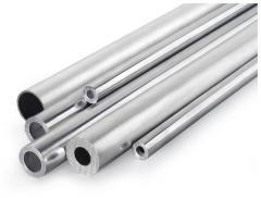 Труба алюминиевая квадратная, профильная АД31Т5 Б.П.10х20х1