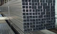 Труба алюминиевая квадратная, профильная АД31Т5 Б.П.10х20х1,5