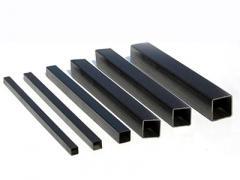 Труба алюминиевая квадратная, профильная АД31Т5 Б.П.18х18х1