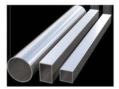 Труба алюминиевая квадратная, профильная АД31Т5 Б.П.20х30х1,5