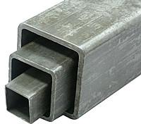 Труба алюминиевая квадратная, профильная АД31Т5 Б.П.20х40х2