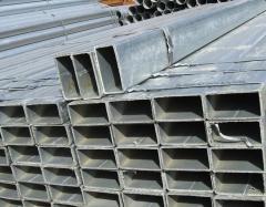 Труба алюминиевая квадратная, профильная АД31Т5 Б.П.20х80х2