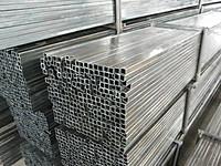 Труба алюминиевая квадратная, профильная АД31Т5 Б.П.40х60х2