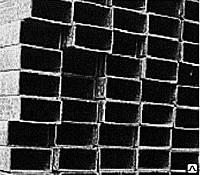 Труба алюминиевая квадратная, профильная АД31Т5 Б.П.АxВхs мм