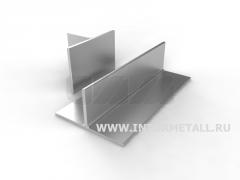 Алюминиевый тавр Б.П. 40х40х3