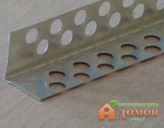 Уголок алюминиевый АН 15 40х60х3