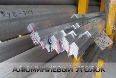 Уголок алюминиевый АН 15 40х80х3