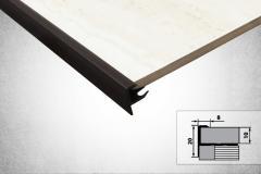 Уголок алюминиевый АН 15 45х45х2