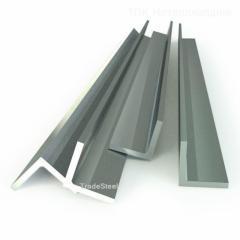 Уголок алюминиевый АН 15 50х100х8