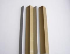 Уголок алюминиевый АН 15 50х50х2