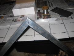 Уголок алюминиевый АН 15 50х50х6