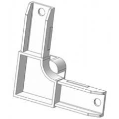 Уголок алюминиевый Б.П. 10х10х2