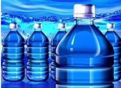 Вода минеральная негазированная