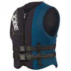 Жилет спасательный Jobe Progress Neo Vest Men (черно-синий) 244914003-XL