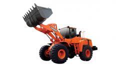 El cargador Doosan DL420A de rueda