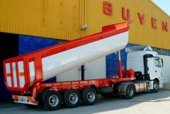 Self-propelled Guven trailer
