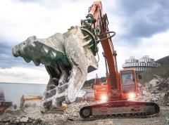 Doosan DX300LCA Demolition special equipmen