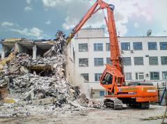 Doosan DX340LCV Demolition special equipmen