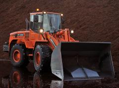 Doosan DL200 wheel loader