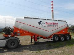 Guven cement truck, 34 m3