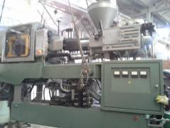 Термопластавтомат ДК 3330Ф1 ( объем впрыска 178 см3). Машина однопозиционная для литья под давлением