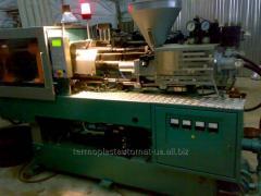Automatic molding machine of fashions. DK3330F1