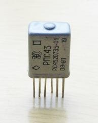 Relay RPS43 RS4.520.735-01