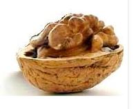 Грецкий орех Волошский целый с тёмним ядром