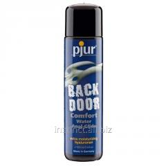 Anal lubricant on a water basis of Pjur backdoor