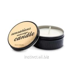 Candles of Sensations Massage Candle - 12 pieces