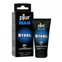 Gel for massage of Pjur MAN Steel Gel 50 ml