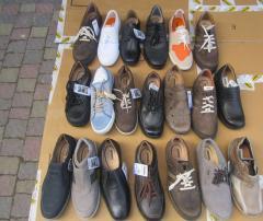 Туфли мужские джомосы - легкая и очень удобная