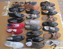 Обувь мужская - туфли классические и спортивные