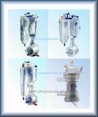 The device for a kardioplegiya of TERUMO CAPIOX of