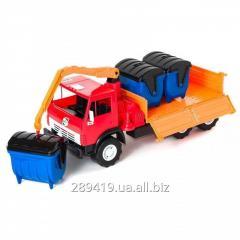 Дитяча машинка Оріон 280 Сміттєприбиральна машина